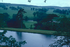 Gardens - United Kingdom : Chatsworth landscape