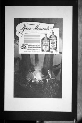 [Poster for B.C. Distillers]