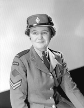 Corporal Joan Painter C.W.A.C.