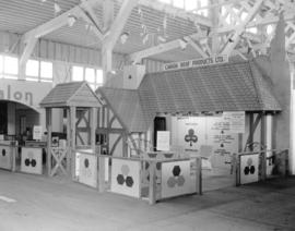 Canada Roof Products Limited [display at] Vancouver Exhibition Aug. 31 to Sept. 6, 1933