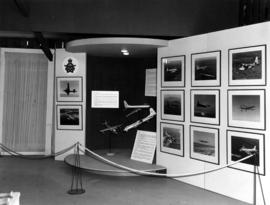 R.C.A.F. display at Armed Forces of Canada exhibit on P.N.E. grounds