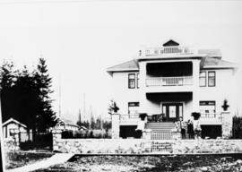 Robson house at 3231 West 39th Avenue.