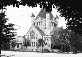 Wesley Church, Burrard and Georgia