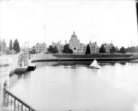 The New Parliament Buildings, Victoria