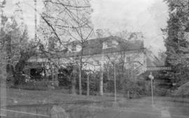 Unidentified Shaughnessy house [McRae & 16th Avenue?]