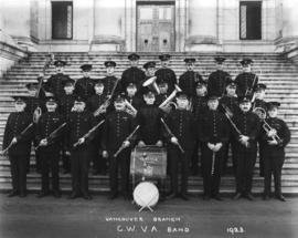 Vancouver Branch G.W.V.A. Band