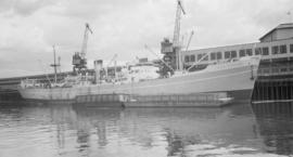 S.S. Aliki Livanos [at dock]