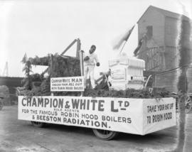 Champion and White Limited - Decorative Truck