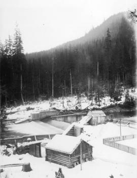 City Waterworks [Capilano Creek Dam]