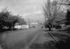 Taken for Duker and Shaw Billboards Ltd. [south Granville, looking north from Angus Drive]
