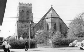 [Exterior of Holy Trinity Cathedral  - 514 Carnarvan Street]
