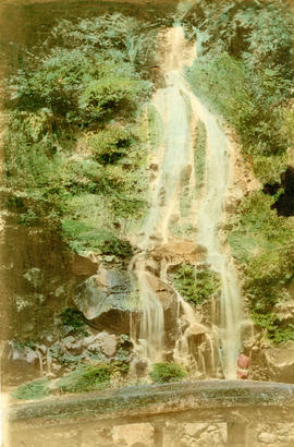 [View of waterfall]