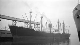 M.S. Ravenstein [at dock]