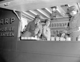 A.R.P. mobile canteen (Red Cross)
