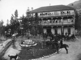 The Sanitorium Hotel, Banff, N.W.T.