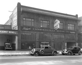 Consolidated Motor [Company Limited at 1230 West Georgia Street]