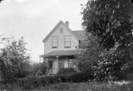 [The house overlooking Albert Crescent that Fred Salsbury lived in 1886]