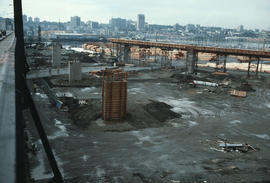 Cambie Bridge Construction [9 of 76]