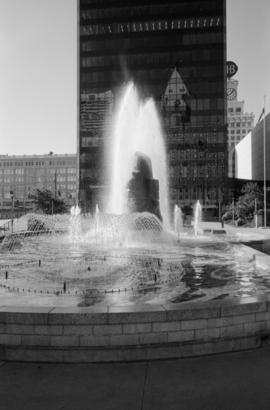Court House Fountain [West Georgia Street]