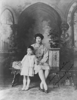 Lillian Ho Wong and family members [6 of 33]