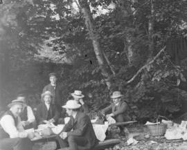 Old [Vancouver] H[igh] S[chool] Teachers' Picnic