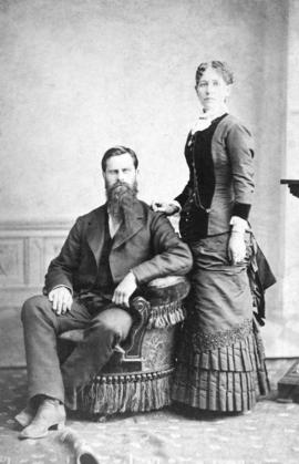 [Mr. and Mrs. Squire Jones Randall]