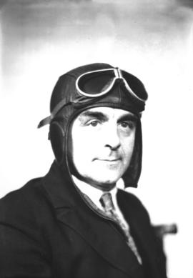 Mr. Harry Farr, portrait
