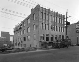 Barber-Ellis Building [under construction at 950 Homer Street]