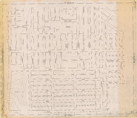 Sheet 10C [Gladstone Srteet to 29th Avenue to Knight Street to 37th Avenue]