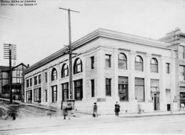 [Exterior of Royal Bank of Canada building - 404 W. Hastings Street]