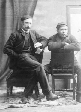 [Captain R.G. Tatlow and C. Gardiner Johnson]