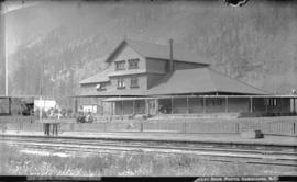 C.P.R. Hotel, North Bend [B.C.]