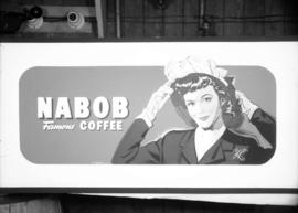 [Poster for Nabob Coffee]