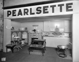 Pearlsette Co. display of building products
