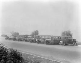 Royal Blue Line Tours [fleet of buses]