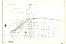 [Sheet 13 : Rupert Street to Gilmore Avenue and Eton Street to Burrard Inlet]