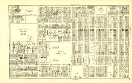 Sheet 8 : Prince Edward Street to Bruce Street and Thirty-fifth Avenue to Forty-seventh Avenue