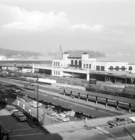 C.P.R. yards & Pier B-C from Granville & Cordova Street