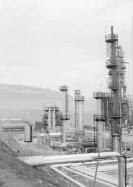 Shell Oil Co., Burnaby - Mr. Davenport