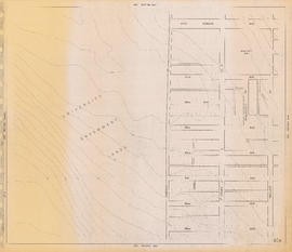 Sheet 40A [Wallace Street to King Edward Avenue to Univsity Endowment Lands to 33rd Avenue]