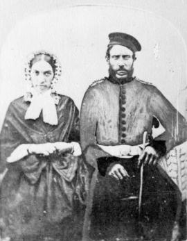 [Mr. and Mrs. John Linn]