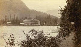 Saint Alice Hotel, Harrison Hot Springs, B.C.