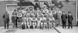 Van. A. Swim Club May 1917