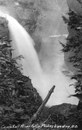 Cambell River Falls - Forbes Landing, B.C.