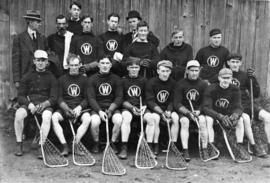 [New Westminster Salmonbellies at Recreation Park]