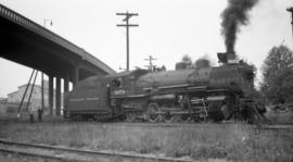 N.P. [Steam, Road Eng. #]1679 [Class 2-8-2]