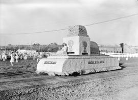 Saskatchewan Float of the Calgary Stampede