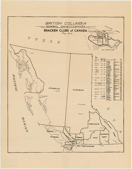 British Columbia federal constituencies