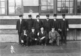 B.C. Electric Railway staff