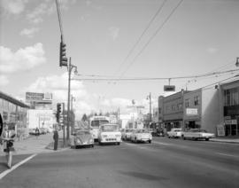 [Looking east along West 41st Avenue from East Boulevard]